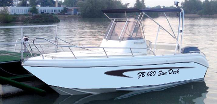 Rent a boat in Croatia - HONMARIN 620  SUN DECK